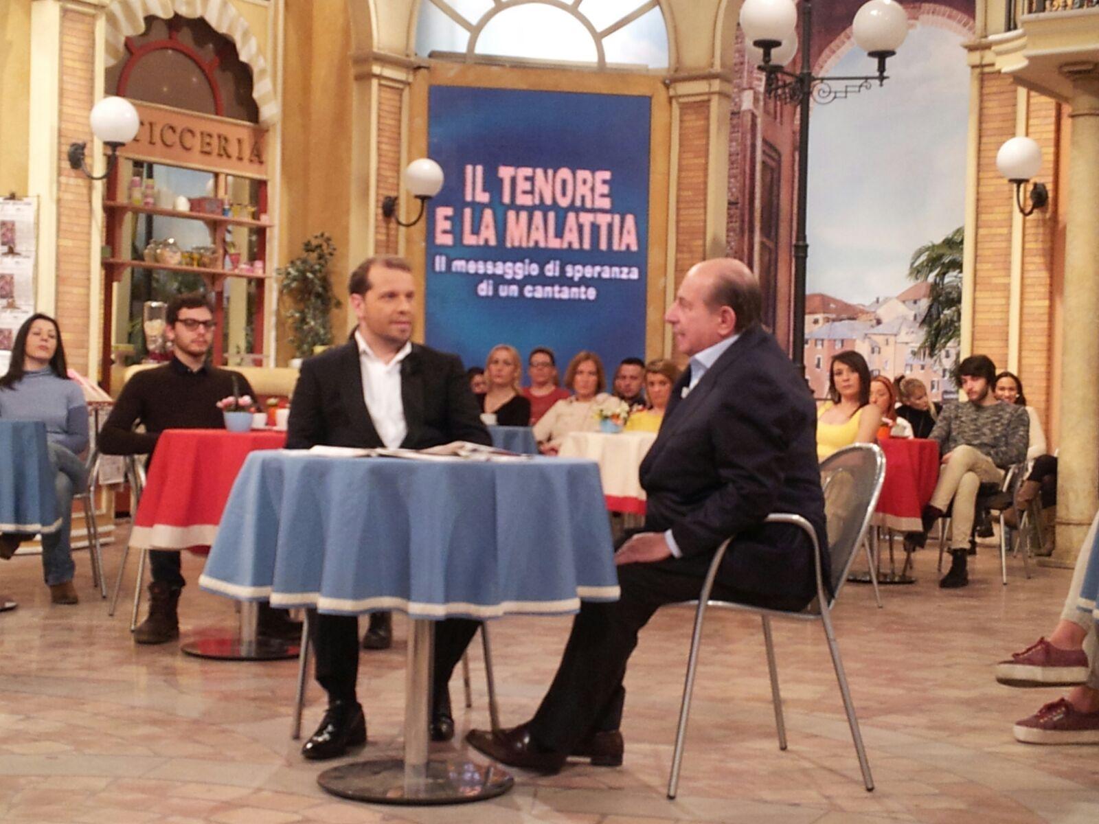 I Fatti vostri: Marco Voleri presenta Sintomi 2016