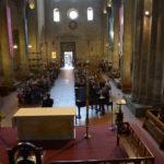 Voleri esibizione - Tour Sintomi di Felicità - Concerto lirico di beneficenza Arezzo