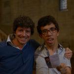 Attore Michele La Ginestra Tour Sintomi di Felicità Arezzo