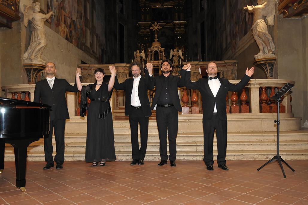 Le interviste della quarta tappa a Brescia