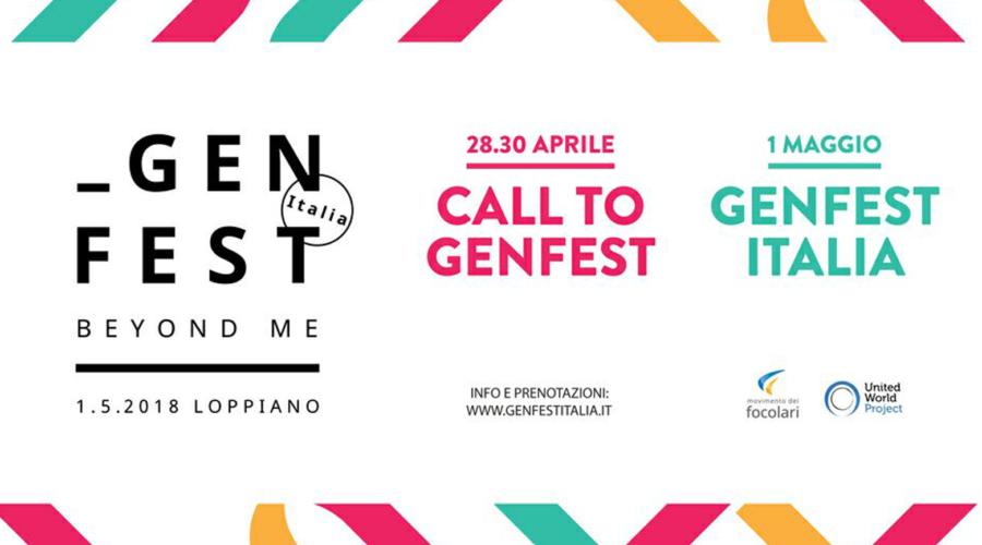Sintomi di felicità al Gens Festival Italia