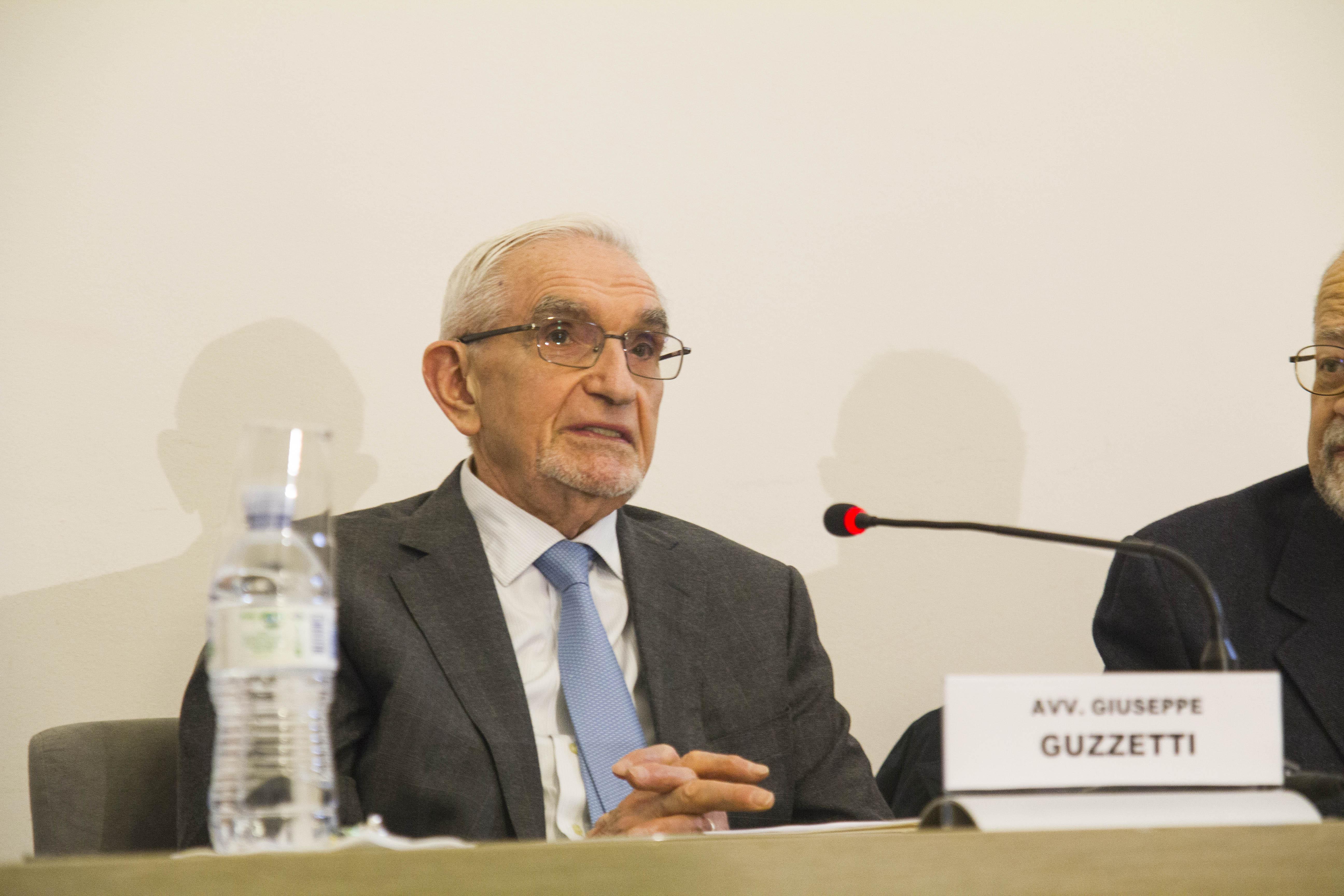 Giuseppe Guzzetti- Presidente Fondazione Cariplo