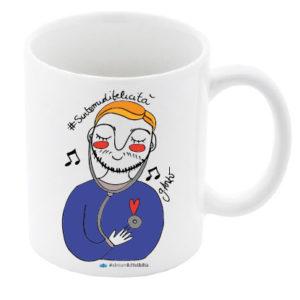I Regali La tazza mug Sintomi di Felicità Giusy Anzovino
